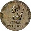 ANGOLA Bronzemedaille Frauenverein OMA