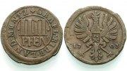 RIETBERG 4 Pfennig