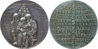 MIGRATION Silbermedaille von R. Heinsdorff