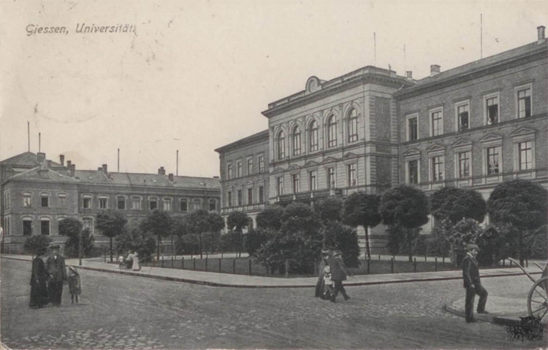 deutschland ansichtskarte giessen universit 228 t 1920 ma shops