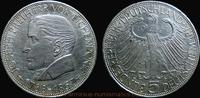 Bundesrepublik Deutschland 5 Deutsche Mark Gedenkmünze Eichendorff