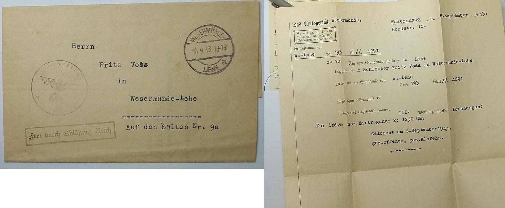 Brief Vom Amtsgericht