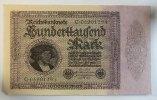 Deutsches Reich 100.000 Mark Rosenberg Nr.82 a, Serie C