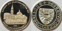 Bundesrepublik Deutschland Silbermed. Kieler Umschlagstaler Gewicht: 23,85 Gramm
