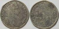 Pommern unter schwedischer Besetzung 2/3 Taler Karl XI. 1660 - 1697