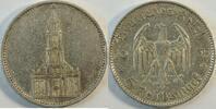 Deutsches Reich 5 RM Kirche ohne Datum
