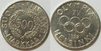 Finnland 500 Markkaa Olympische Spiele 1952