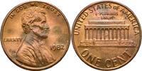 "Amerika 1 Cent Präsident von Amerika 1982 ""Ronald Wilson Reagan"""