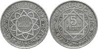 Marokko 5 Francs Mohammed V.