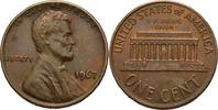"""Amerika 1 Cent Präsident von Amerika 1967 """"Lyndon Baines Johnson"""""""
