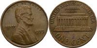 "Amerika 1 Cent Präsident von Amerika 1973 ""Richard Milhous Nixon"""