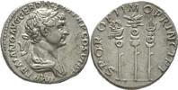 Italien/Rom Traian Denar 98-117 n.Chr. - VZ