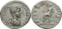 Italien/Rom Denar Geta als Kaiser