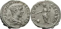 Italien/Rom Denar Geta als Cäsar (198-209 n.Chr.)