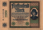 Germany 5.000 Mark SPINELLI P.77