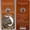 2008 Australia 1 Dollar WOMBAT coloured PACKACE KM.1071 st  22,50 EUR  zzgl. 5,00 EUR Versand