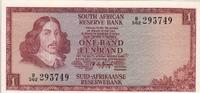 South Africa 1 Rand RIEBEECK P.115b