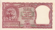 India 2 Rupees TIGER P.28