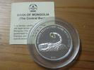 Mongolei 500 Tugrik Mongolia 500 Tugrik 2005 Skorpion. Silber.