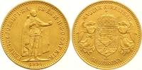 10 Kronen Gold 1894  KB Haus Habsburg Franz Joseph I. 1848-1916. Sehr s... 145,00 EUR  Excl. 7,00 EUR Verzending