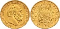 Preußen 20 Mark Gold Wilhelm I. 1861-1888.