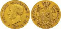 Italien-Königreich (unter Napoleon) 40 Lire Gold Napoleon I. 1804-1814.