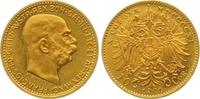 Haus Habsburg 10 Kronen Gold Franz Joseph I. 1848-1916.