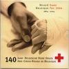 Belgien 3,88 EUR KMS 2004 140 Jahre Belgisches Rotes Kreuz