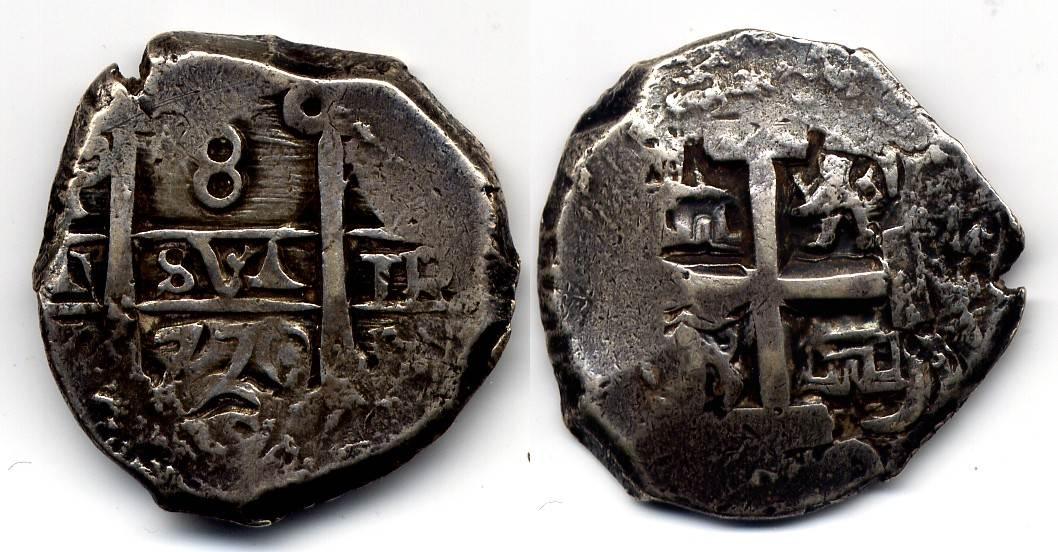 8 Reales 1770 Bolivia Carolus Iii Discount Rabatt Very Fine