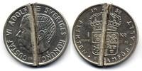 Sweden / Schweden 1 krona Gustav VI Adolf - Pattern / Probe - RR