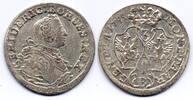 Brandenburg - Preussen 3 kreuzer Friedrich II