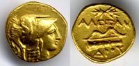 AV quarter Stater / AV 1/4 stater 325-319 BC Macedon / Makedonien Alexa... 1800,00 EUR  zzgl. 15,00 EUR Versand