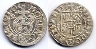 Poland / Polen 1/24 taler / Dreipölker Sigismund III