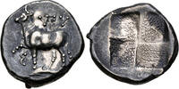 Thrakien / Thrace AR drachm / Drachme Byzantion
