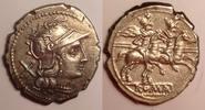 AR Denarius / Denar 190-189 BC Roman Republic / Römische Republik Sex. ... 1200,00 EUR  zzgl. 15,00 EUR Versand
