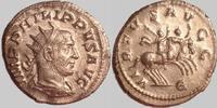 AR Antoninianus / Antoninian 248 AD Roman Empire / Römische Kaiserzeit ... 120,00 EUR  zzgl. 10,00 EUR Versand