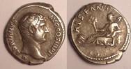 AR denarius / denar 134-138 AD Roman Empire / Römische Kaiserzeit Hadri... 240,00 EUR  zzgl. 12,00 EUR Versand