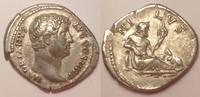 AR denarius / denar 134-138 AD Roman Empire / Römische Kaiserzeit Hadri... 280,00 EUR  zzgl. 12,00 EUR Versand
