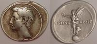 Denarius / denar 32-29 BC Roman Empire / Römische Kaiserzeit Octavian 4... 480,00 EUR  zzgl. 12,00 EUR Versand