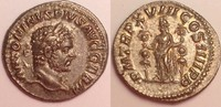 AR Denarius / Denar 215 AD Roman Empire / Römische Kaiserzeit Caracalla... 140,00 EUR  zzgl. 10,00 EUR Versand