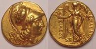 AV Stater 325-320 BC Makedonien / Macedon Alexander III. 336-323 BC gut... 2850,00 EUR  zzgl. 15,00 EUR Versand