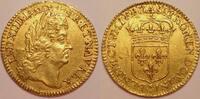 1/2 Louis d´or à l´écu 1690 A France / Frankreich Louis XIV 1643-1715 S... 1600,00 EUR  zzgl. 15,00 EUR Versand