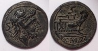 AE Semis after 211 BC Roman republic / Römische Republik Anonymous / An... 800,00 EUR  zzgl. 12,00 EUR Versand