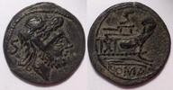 AE Semis after 211 BC Roman republic / Römische Republik Anonymous / An... 800,00 EUR  zzgl. 12,00 EUR Versand