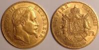 50 Francs 1862 A France / Frankreich Napoleon III fast vzgl  790,00 EUR  zzgl. 12,00 EUR Versand