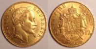 50 Francs 1862 A France / Frankreich Napoleon III vzgl  850,00 EUR  zzgl. 12,00 EUR Versand