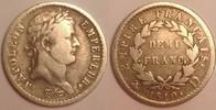 1/2 Franc 1810 D France / Frankreich Napoleon Bonaparte - Empereur gute... 160,00 EUR  zzgl. 10,00 EUR Versand