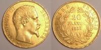 20 Francs 1855 D France / Frankreich Napoleon III gutes Sehr schön  500,00 EUR  zzgl. 12,00 EUR Versand