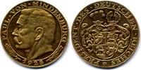 Goldmedaille (10 Goldmark Entwurf) 1928 Weimarer Republik Paul von Hind... 220,00 EUR  zzgl. 12,00 EUR Versand