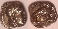 AR Obol 454-404 BC ATTICA / ATTIKA Athens / Stadt Athen Sehr schön-vzgl  375,00 EUR  zzgl. 12,00 EUR Versand